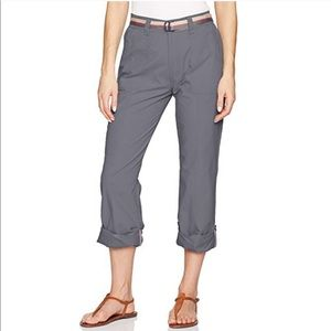 Pacific Trail Women's Pants with Roll Up Cuff